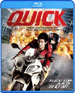 Quick Blu-ray & DVD (Shout! Factory)