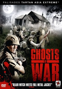 Ghosts of War DVD (Palisades Tartan)
