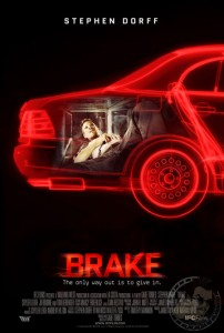 Brake Blu-ray & DVD (MPI Home Video)