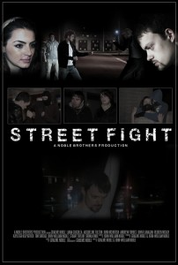"""Street Fight"" Promotional Poster"