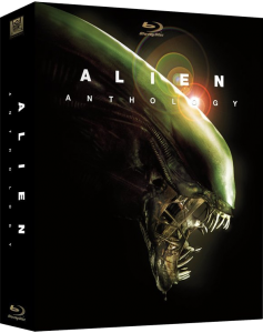 """Alien Anthology Set"" Blu-ray Cover"