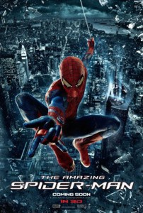 """The Amazing Spider-Man"" Teaser Poster"
