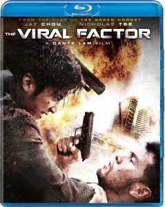 The Viral Factor Blu-ray & DVD (Well Go USA)