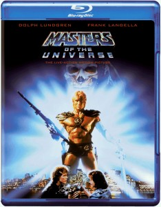 Masters of the Universe: 25th Anniversary Edition Blu-ray (Warner Brothers)