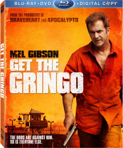 Get the Gringo aka How I Spent My Summer Vacation Blu-ray & DVD (Fox)