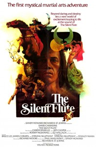 """Circle of Iron"" (aka ""The Silent Flute"") Theatrical Poster"