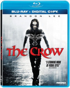 The Crow: Deluxe Edition Blu-ray (Lionsgate)