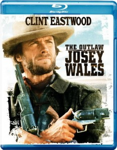 """The Outlaw Josey Wales"" Blu-ray Cover"