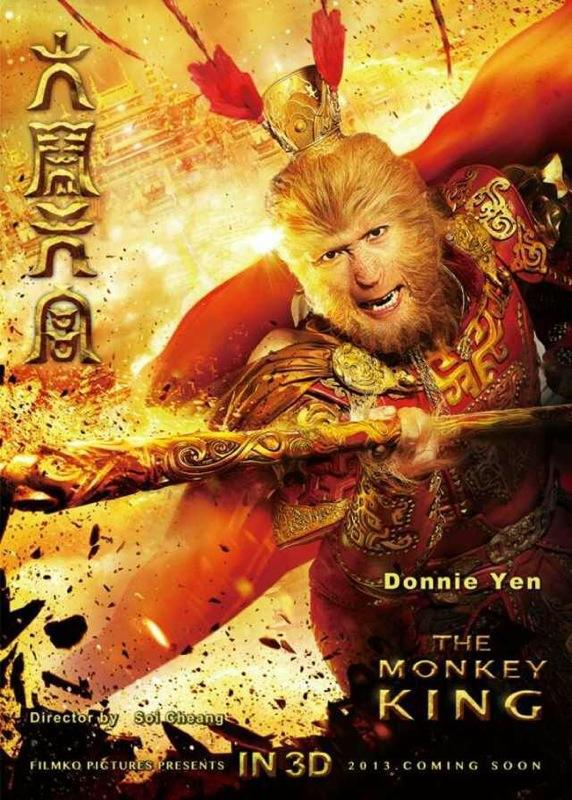 for the monkey king are online today yen says the film proved to one