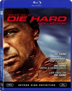 """Die Hard"" Collection Blu-ray Cover"