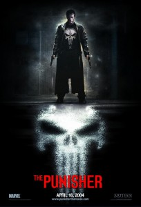 """The Punisher"" Theatrical Poster"