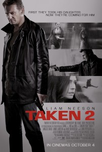 """Taken 2"" Theatrical Poster"