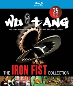 Wu Tang: The Iron Fist Blu-ray 25-Film Collection (First Look Pictures)