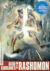 Rashomon Blu-ray & DVD (Criterion Collection)