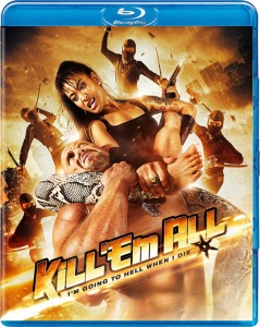 Kill 'Em All Blu-ray & DVD (Well Go USA)