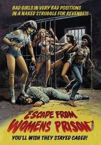 Escape From Women's Prison DVD (Cinema First)