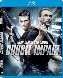 Double Impact Blu-ray (20th Century Fox)
