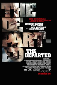 """The Departed"" Theatrical Poster"