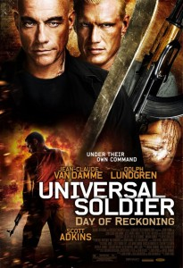 """Universal Soldier: Day of Reckoning"" American Poster"
