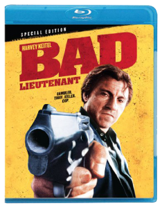 """Bad Lieutenant: Special Edition"" Blu-ray Cover"