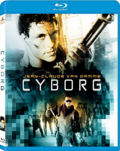 Cyborg Blu-ray (20th Century Fox)