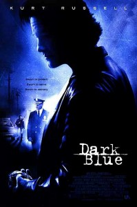 """Dark Blue"" Theatrical Poster"