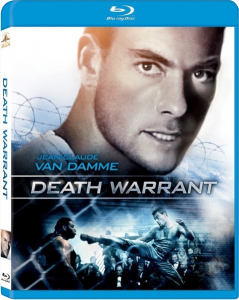 Death Warrant Blu-ray (20th Century Fox)