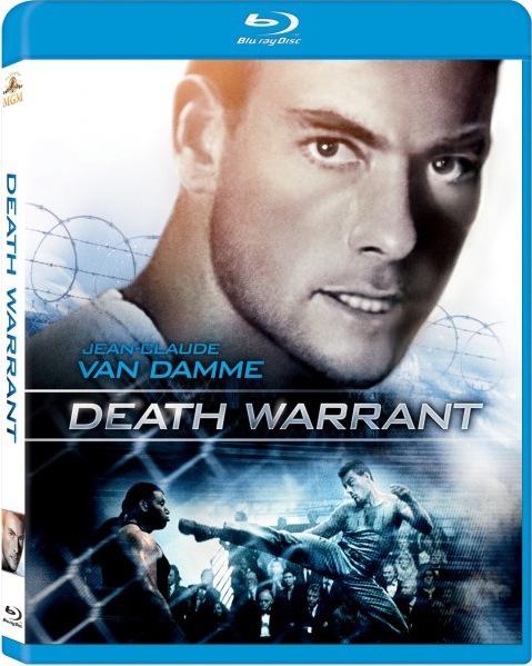 Death Warrant Blu Ray 20th