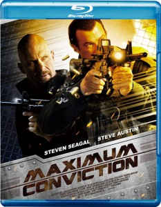 Maximum Conviction Blu-ray & DVD (Anchor Bay)