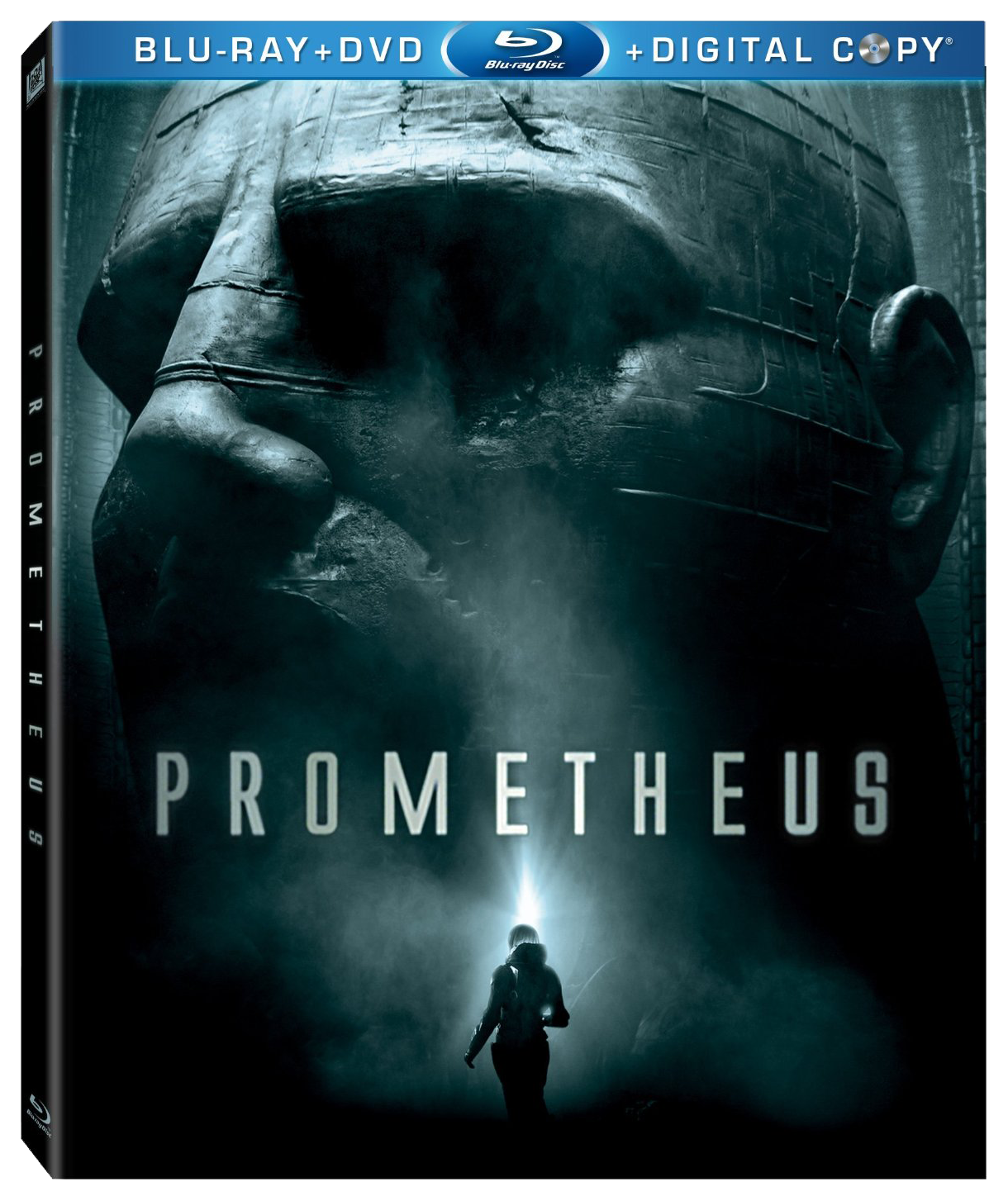 Prometheus blu ray blu ray 3d dvd 20th century fox