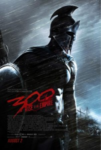 """300: Rise of an Empire"" Teaser Poster"