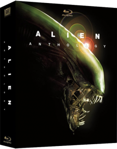"""Alien Anthology"" Blu-ray Cover"