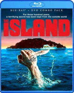 The Island Blu-ray & DVD (Shout! Factory)