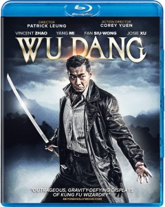 Wu Dang Blu-ray & DVD (Well Go USA)