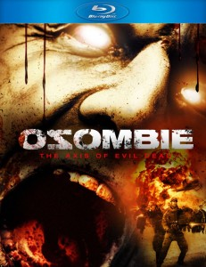 Osombie Blu-ray & DVD (E1 Entertainment)