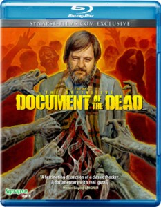 The Definitive Document of the Dead: Limited Edition Blu-ray & DVD (Synapse Films)