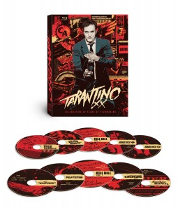 """Tarantino XX: 8-Film Collection"" Blu-ray Set"