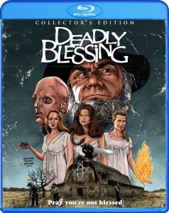 Deadly Blessing Blu-ray & DVD (Shout! Factory)