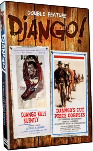 Django! Double Feature: Django Kills Silently & Django's Cut Price Corpses DVD (Shout! Factory)