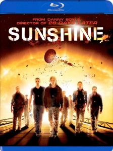 """Sunshine"" Blu-ray Cover"