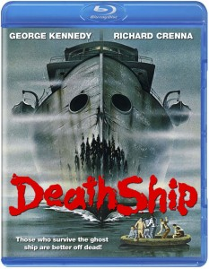 Death Ship Blu-ray & DVD (Scorpion Releasing)