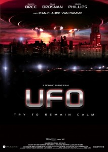 """UFO"" International Theatrical Poster"
