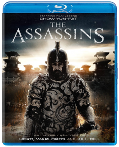 The Assassins Blu-ray & DVD (Well Go USA)