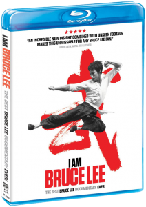 I Am Bruce Lee Blu-ray & DVD (Shout! Factory)