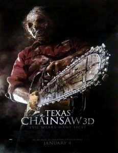 """Texas Chainsaw 3D"" Theatrical Poster"