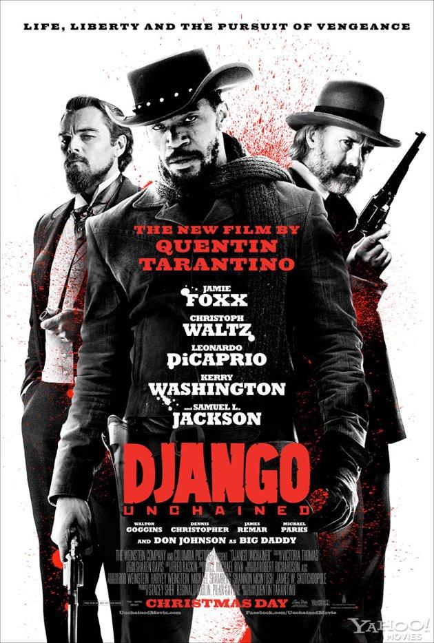 Vos achats en mai 2013 Django-unchained-poster2