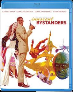 Innocent Bystanders Blu-ray & DVD (Olive Films)
