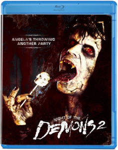 Night of the Demons 2 Blu-ray & DVD (Olive Films)