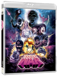 """Trailer War"" Blu-ray Cover"