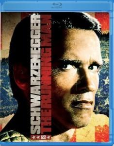 Running Man Blu-ray & DVD (Olive Films)